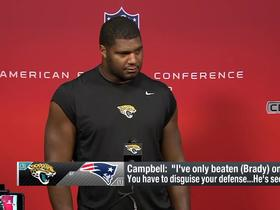 Calais Campbell: Tom Brady is 'the best player to ever play the game'