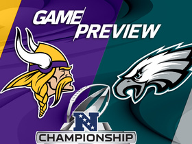 Watch: Vikings vs. Eagles preview | 'NFL Playbook'