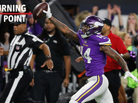 Watch: Stefon Diggs wins game for Vikings on walk-off TD | 'NFL Turning Point'