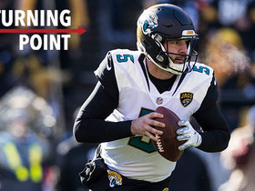 Watch: Blake Bortles kept his cool as the Steelers turned up the heat | 'NFL Turning Point'