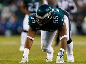 Watch: Duane Brown breaks down film showing why Eagles' D-Line will overpower Vikings