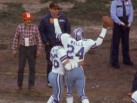 Watch: Everson Walls highlights | 1981 NFC Championship