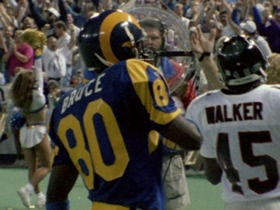 Watch: Isaac Bruce highlights | Week 7, 1995