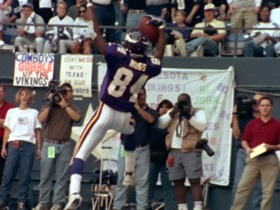 Watch: Randy Moss highlights | Week 13, 1998