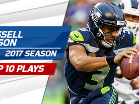 Watch: Top 10 Russell Wilson plays | 2017 season