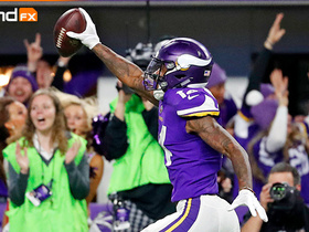 'Sound FX': Vikings advance on Stefon Diggs' walk-off TD