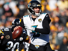 Watch: Nick Foles, Blake Bortles have biggest chips on their shoulders