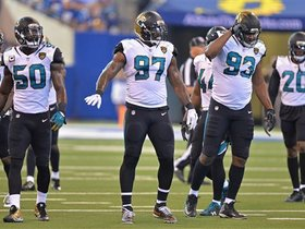 Burleson: Brady will withstand Jags' pass rush
