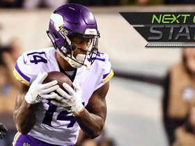 Watch: Diggs biggest strength is also Philly's