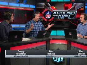 Watch: Around the NFL: Why Jags' lack of experience vs. Patriots will help them