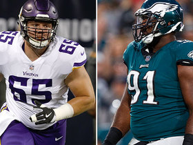 Watch: Four biggest offensive line matchups to watch this weekend