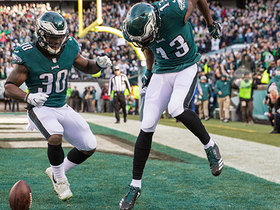 Watch: Top 5 Eagles celebrations of 2017
