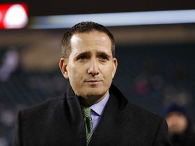 Watch: Peter Schrager: Howie Roseman rolled the dice this offseason and came up big