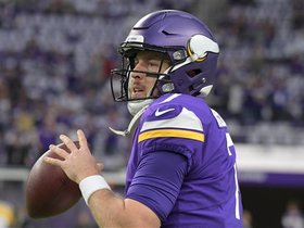 Watch: Kay Adams: Case Keenum is the most disrespected QB remaining