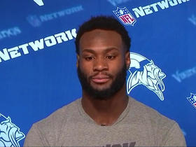 Latavius Murray talks 'Minneapolis Miracle', NFC Conference Championship