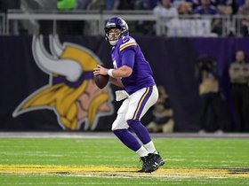 Latavius Murray: Case Keenum continues to make the case why he's Vikings No. 1 QB