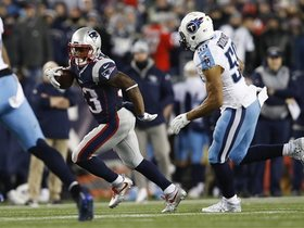Watch: Kay Adams: Dion Lewis is most dangerous RB left in the playoffs