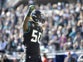 Watch: Telvin Smith: It's very humbling to be named All-Pro