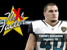 Watch: How Tommy Bohanon will be the 'next factor' in the AFC Championship Game