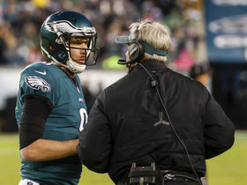 Watch: Steve Smith Sr: It will be 'a long game' for Eagles if Foles can't ignite offense