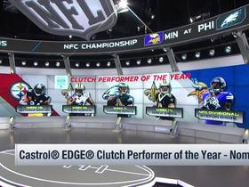Watch: Castrol EDGE Clutch Performer of the Year nominees