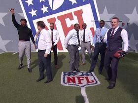 Watch: 'NFL GameDay Morning' crew walks through 'Minneapolis Miracle'