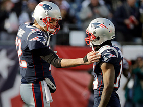 Watch: Tom Brady finds a WIDE OPEN Brandin Cooks for 17 yards