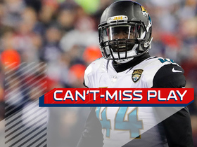 Watch: Can't-Miss Play: Myles Jack rips ball from Lewis for MONSTER turnover