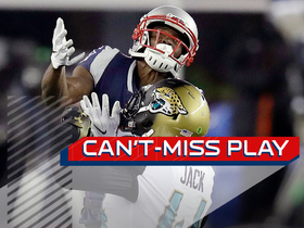Watch: Can't-Miss Play: Patriots pull out flea flicker for HUGE gain