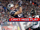 Watch: Can't-Miss Play: Amendola's INCREDIBLE toe-tap TD catch puts Pats up late