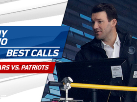 Watch: Tony Romo's best calls | AFC Championship Game
