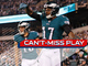 Watch: Can't-Miss Play: Foles keeps cool to launch MASSIVE TD toss to Jeffery