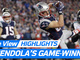 Watch: freeD: See full-field view of Amendola's game-winning TD | AFC Championship Game