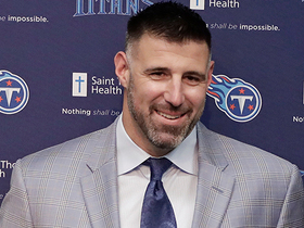 Watch: Vrabel: 'I'm the head coach, I can call whatever play I want'