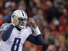 Watch: Vrabel: We've got our franchise quarterback in Mariota