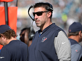 Watch: Garafolo: Vrabel would benefit from a veteran coach to work with