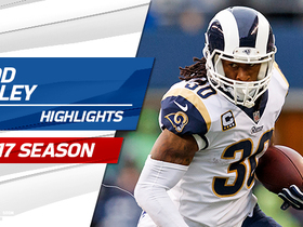 Watch: Todd Gurley 2017 highlights