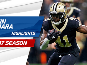 Watch: Alvin Kamara highlights 2017