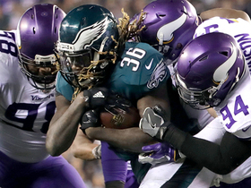 Watch: Why the Eagles were able to open up their offense against the Vikings