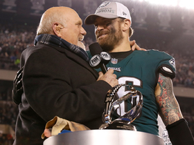 Watch: Long on facing former team in SB: 'It's going to take the best game we've ever played'