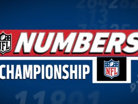 Watch: NFL NUMBERS | CONFERENCE CHAMPIONSHIP REVIEW