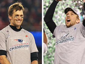 Watch: Should the Eagles really be underdogs against the Patriots?