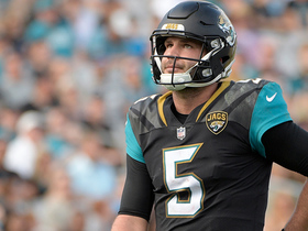 Should the Jaguars move on from Blake Bortles?