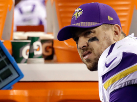 What should the Vikings do at QB?