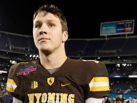 Watch: Josh Allen: I want to be the guy that turns around the Browns