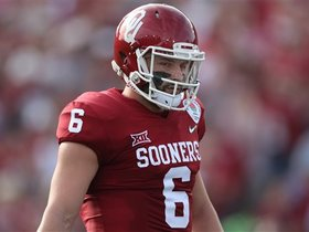 Watch: What teams are looking for from Baker Mayfield at Senior Bowl, from a former GM's perspective