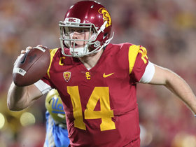 Watch: DJ explains why Sam Darnold is the guy for Browns at the No. 1 pick