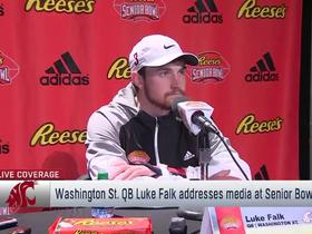 Watch: Luke Falk discusses the legacy of Tyler Hilinski