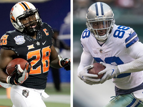 Watch: OKST WR James Washington explains how he modeled his game after Dez Bryant