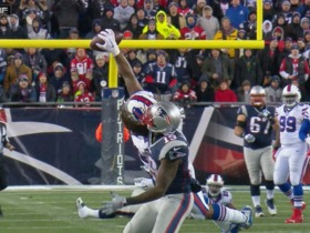 Watch: Stephon Gilmore breaks up pass from Tom Brady